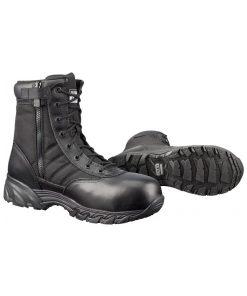 S.W.A.T. waterproof work boot, ORIGINAL SWAT CLASSIC 9″ SAFETY WATERPROOF SIDE ZIP 400, Rapid Survival, Rapid Survival