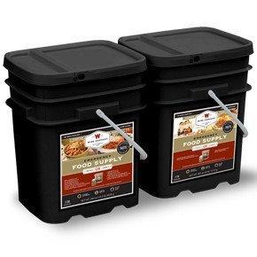 , 240 Serving Fruit Bucket Combo, Rapid Survival, Rapid Survival