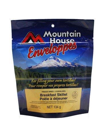 , Breakfast Skillet- Two Serving Entree, Rapid Survival