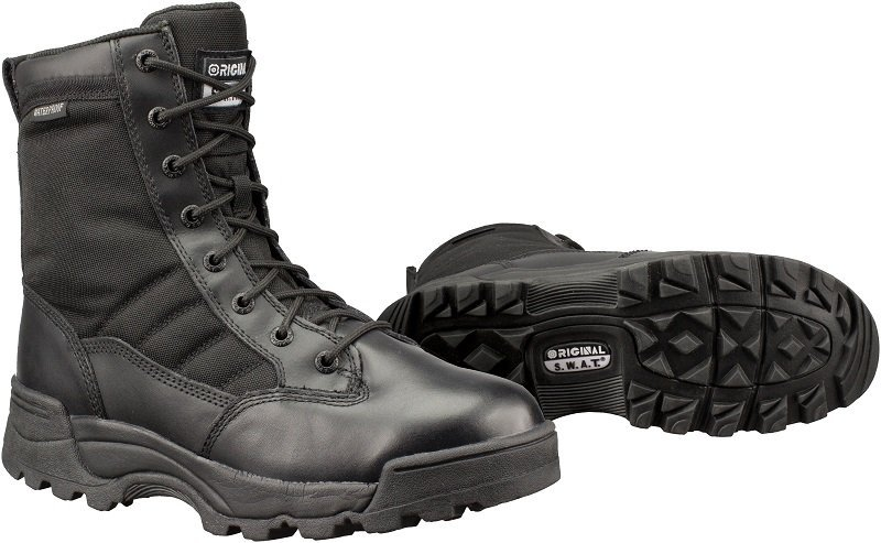 original swat classic 6 safety side zip waterproof