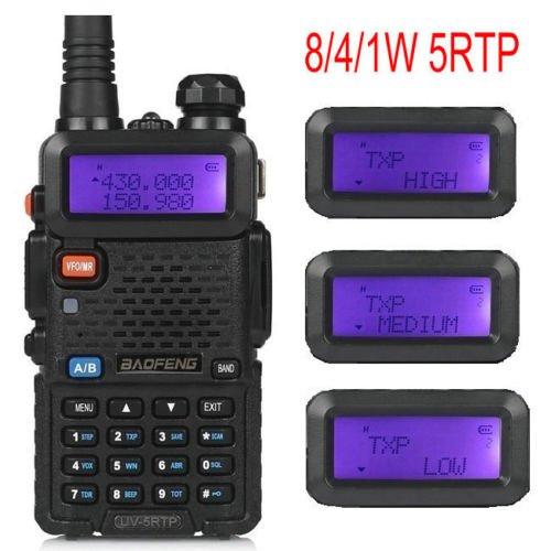 Baofeng UV-5R TP 8W Transmission