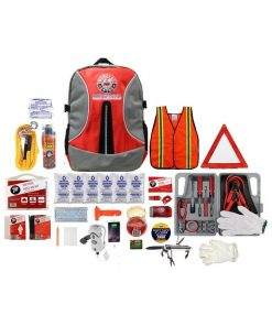 Deluxe Backpack Car Kit