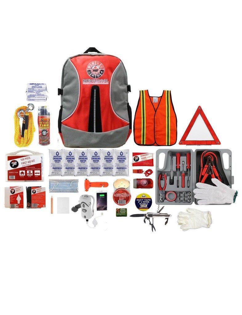 Deluxe Backpack Car Kit