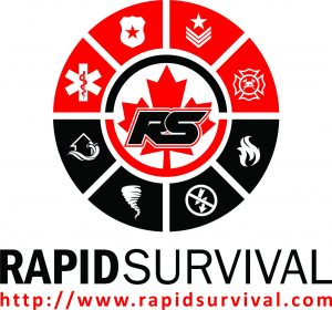 survival kit, NEWS RELEASE – A SURVIVAL KIT FOR ALL EMERGENCIES, Rapid Survival, Rapid Survival