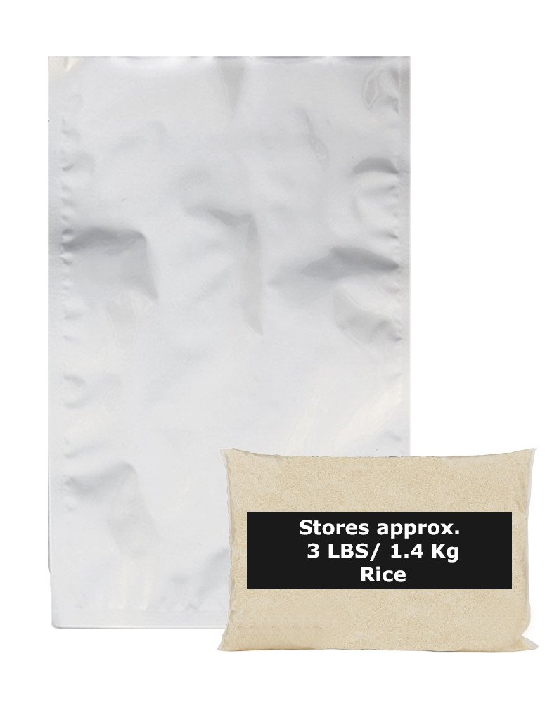 2 Gallon Mylar Bags