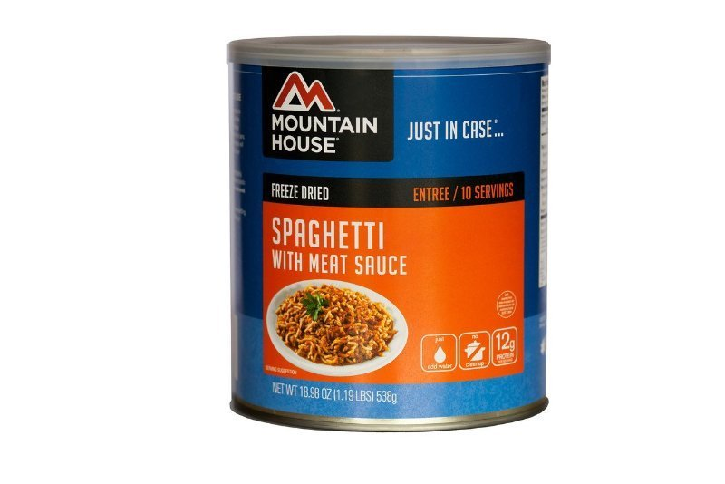 Spaghetti with Meat Sauce