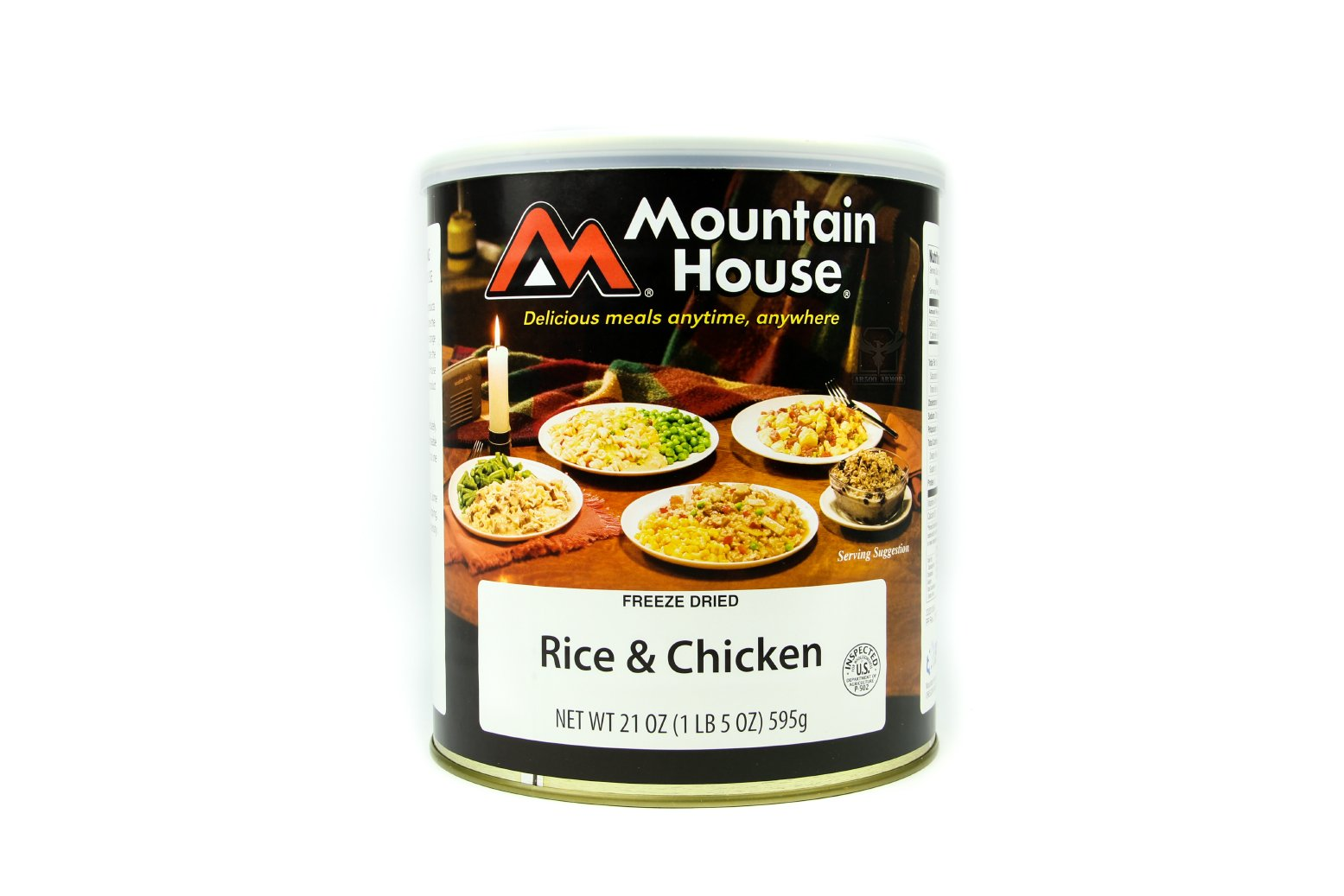 rice chicken 10 can