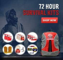 72 Hour Survival Kits
