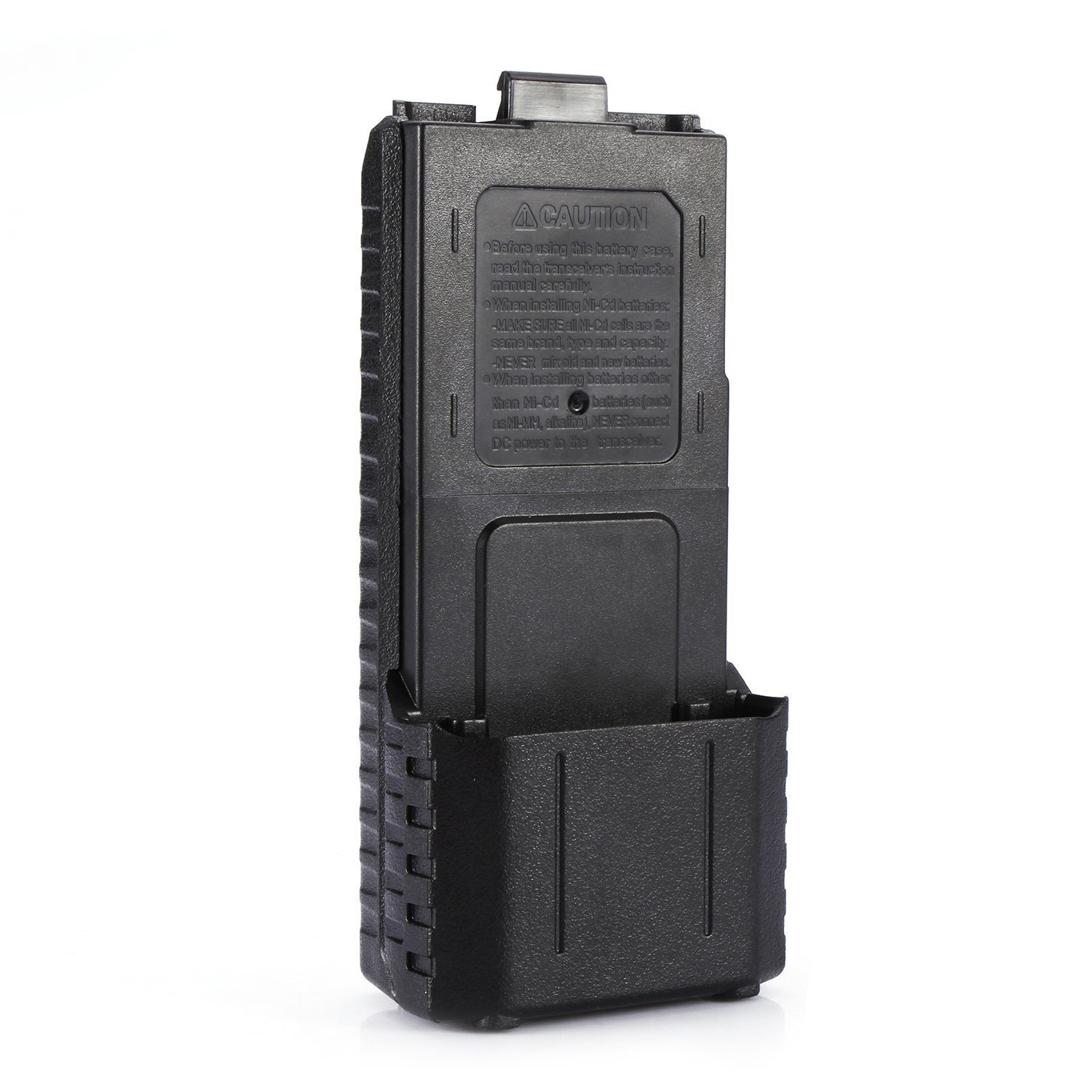 Baofeng AA battery Case Front