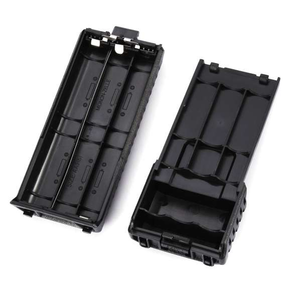 Baofeng AA battery Case Inside