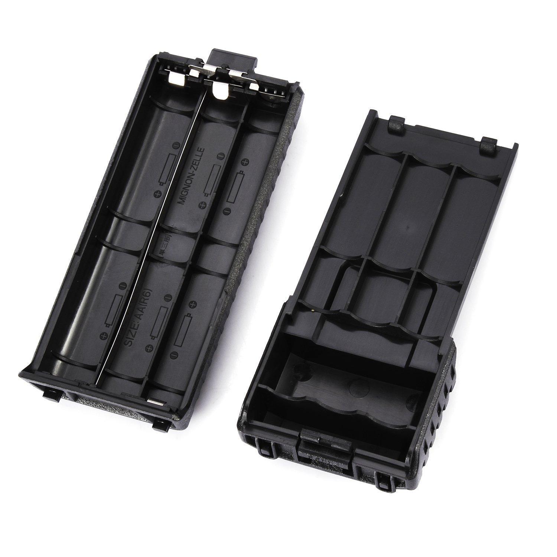 Baofeng AA battery Case Inside