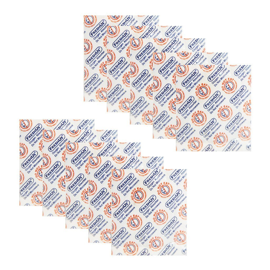 300 cc Oxygen Absorbers