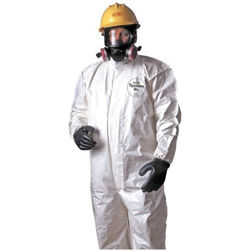 Tychem SL Coveralls for Preppers and Emergency Preparedness
