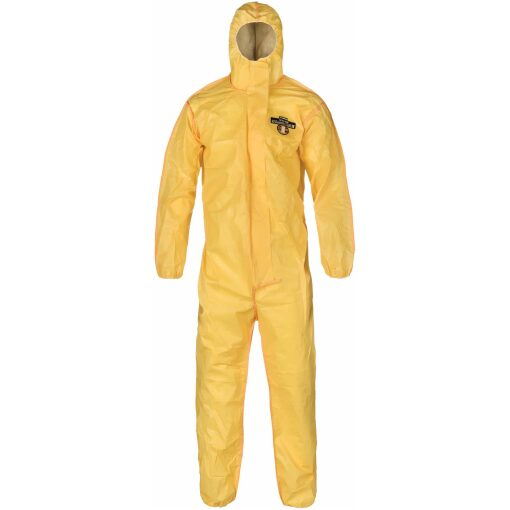 ChemMaxTM 1, ChemMaxTM 1 Coveralls Prepper and Emergency Preparedness Usage, Rapid Survival