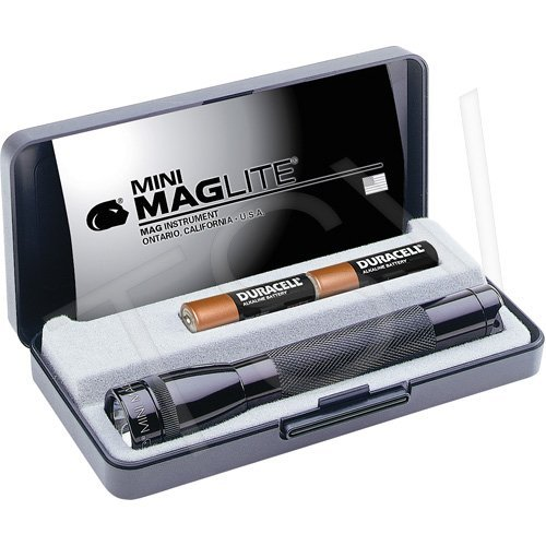 , Mini Maglite 2-Cell AA Flashlights, Rapid Survival