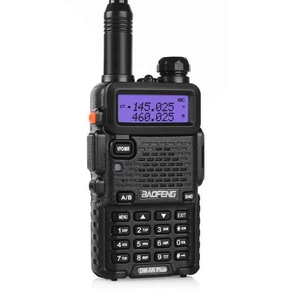baofeng dm-5r plus digital radio