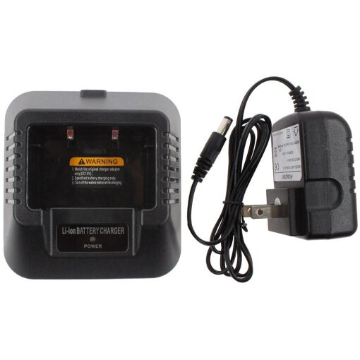 Baofeng Desktop Charger and AC Cable
