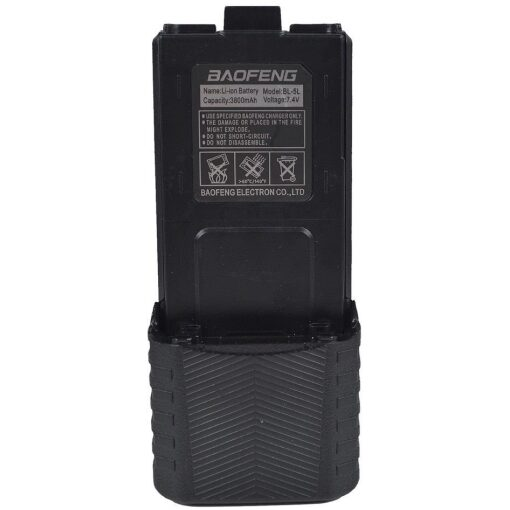 baofeng 3800mah battery, Baofeng 3800mAh Battery for UV-5R and DM-5R, Rapid Survival, Rapid Survival