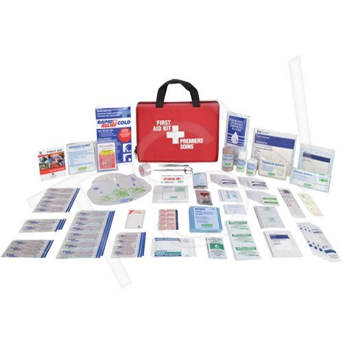 , Briefcase First Aid Kit, Rapid Survival