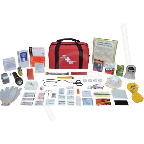 , Emergency Preparedness Deluxe First Aid Kit, Rapid Survival, Rapid Survival