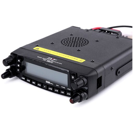 , TYT TH-9800 (Plus version) Quad Band 50W Cross-Band Transceiver, Rapid Survival, Rapid Survival