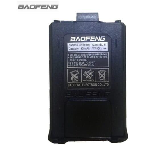 baofeng 3800mah battery, Baofeng 1800mAh Battery for UV-5R and DM-5R, Rapid Survival, Rapid Survival