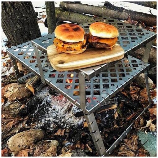 , GOSO Campfire Grill – Made in Canada, Rapid Survival