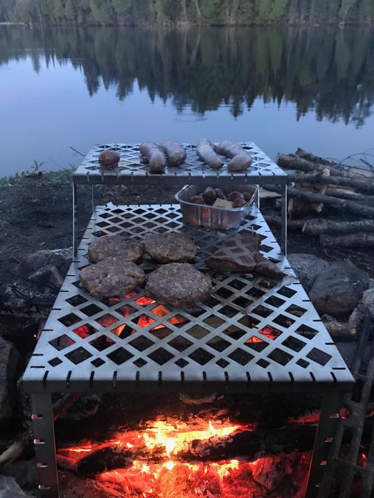 GOSO Campfire Grill