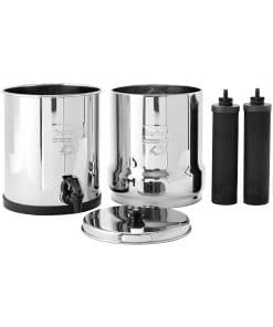 , Go Berkey® Kit (1 qt.) with Black Berkey Primer™, Rapid Survival, Rapid Survival
