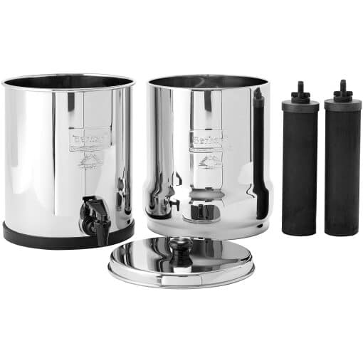 , Crown Berkey® System (6 gal.), Rapid Survival, Rapid Survival