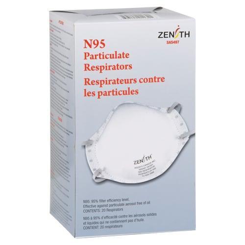 , N95 Particulate Respirators, Rapid Survival, Rapid Survival